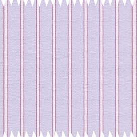 Purple/Blue Striped Egyptian Cotton Shirt