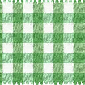 Green Large Checked Dress Shirt