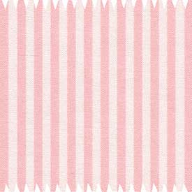 Pink/White Striped Egyptian Cotton Shirt Custom Made