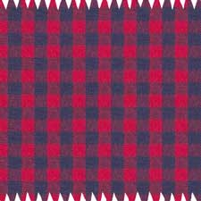 Red Checked Flannel Shirt