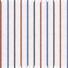Custom Multi Colored Striped Dress Shirts 3