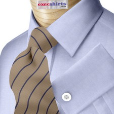 Blue Oxford Dress Shirt