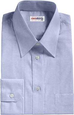 Blue Oxford Dress Shirt