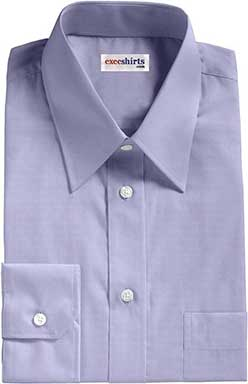 Blue Lacoste Dress Shirts
