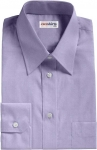 Lt. Blue Egyptian Cotton Broadcloth Dress Shirt