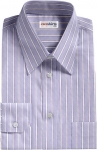 Blue Striped Egyptian Cotton Shirt 3