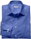 Lt. Blue Linen Shirt