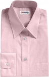 Pink Pinpoint Dress Shirt