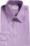 Light Purple With White Pinstripes