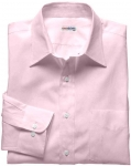 Lt. Pink Silk Shirt