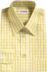Fancy Yellow Checked Shirt