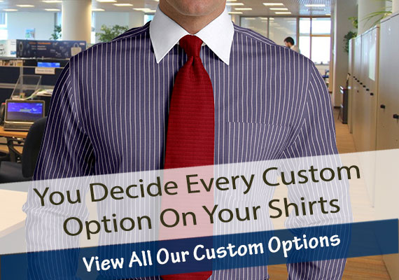 Custom Shirt Options