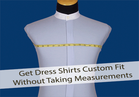 Get Fitted Dress Shirts