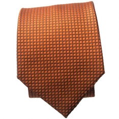 Orange Neck Tie