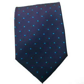 Purple/Blue Neck Tie