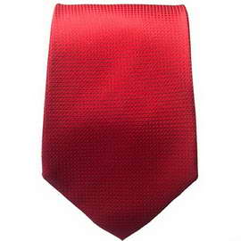 Red Neck Ties With Neck Tie