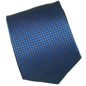 Royal Blue Neck Ties With Neck Tie
