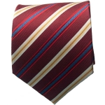 Red/Blue Striped Neck Tie
