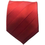 Red Striped Neck Tie