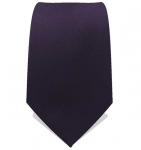 Dark Purple Colored Neck Tie
