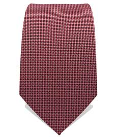 Pink-Red Neck Tie