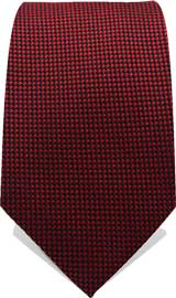 Red-Black Neck Tie