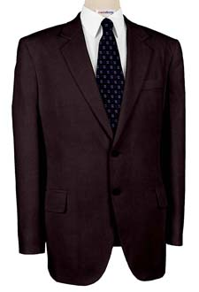 Black Linen Suits With Neck Tie