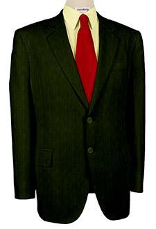 Olive Linen Suits