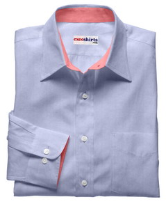 Pocket Left Front Custom Made Dress Shirt
