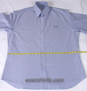 custom dress shirt