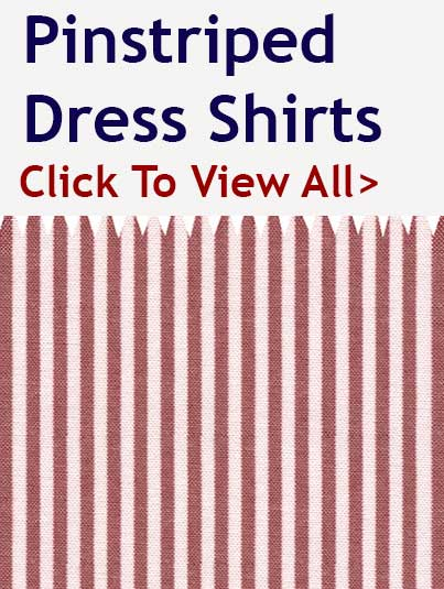 Custom Pink Dress Shirts