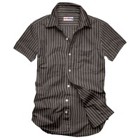 Striped Short Sleeve Shirts