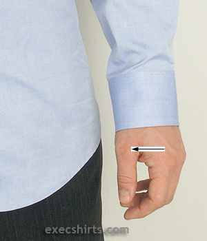 proper fit dress shirts get correct fit on your shirts